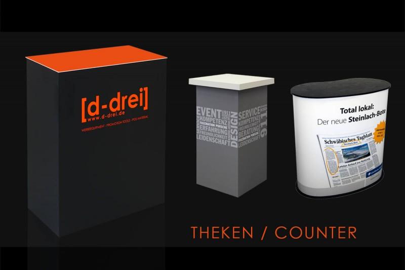 Theken / Counter
