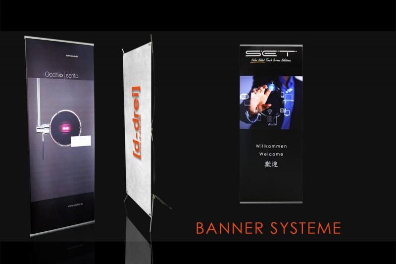 Banner Systeme