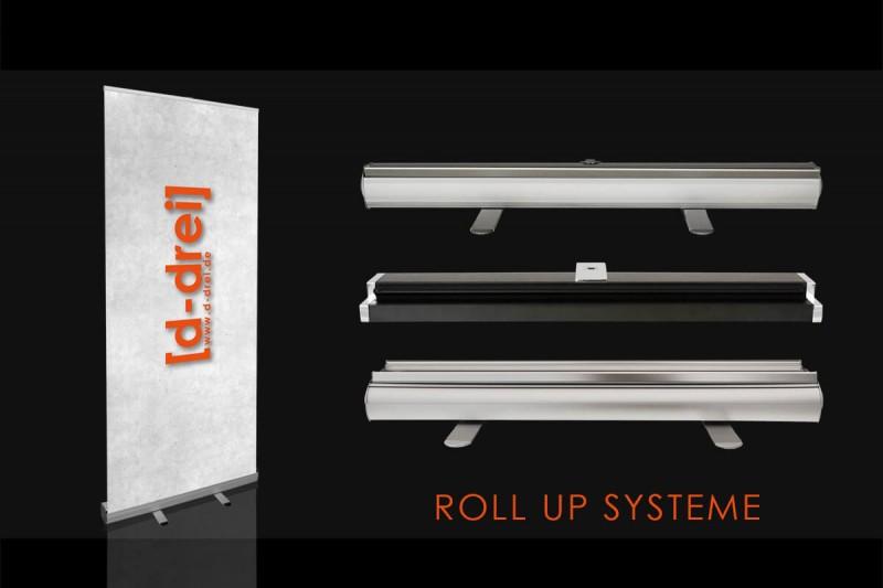 Roll Up Systeme - d-drei