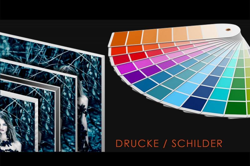 Drucke / Schilder
