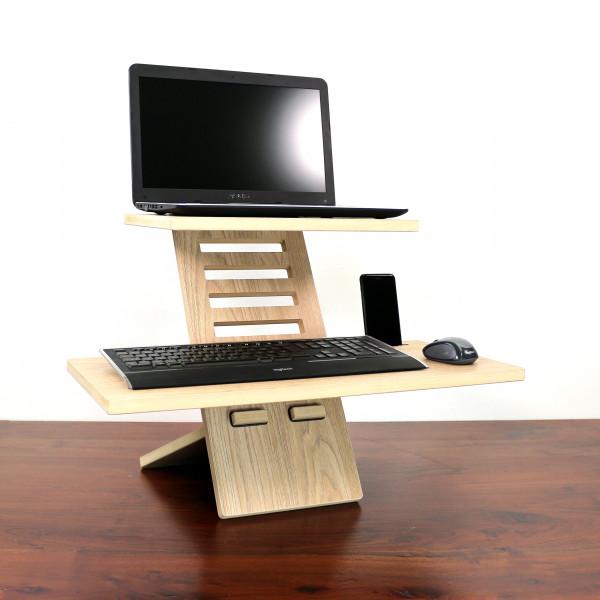 1_Stand Desk Medium OAK.JPG